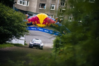 WRC Rally Finland: Tanak and Mikkelsen share early lead