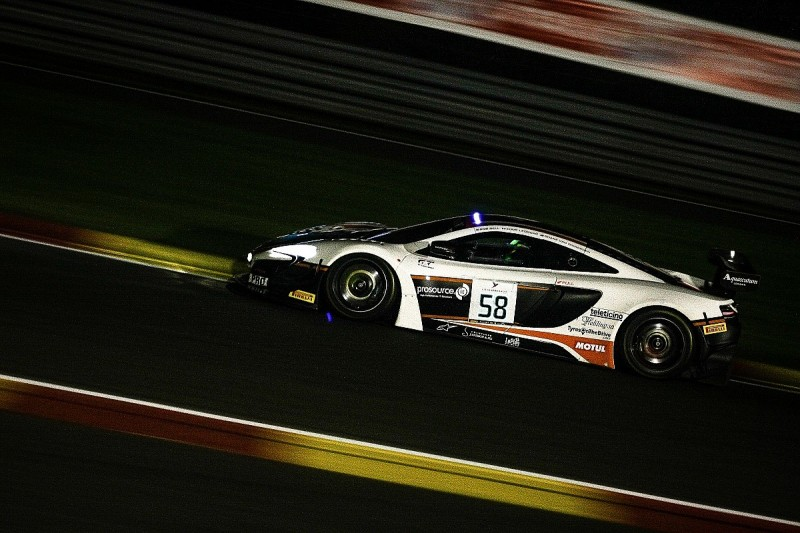 Spa 24 Hours: McLaren and Shane van Gisbergen set qualifying pace