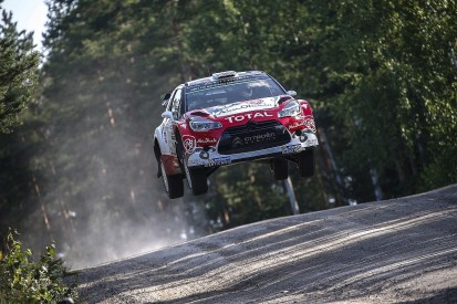 WRC Rally Finland: Meeke builds early lead over Volkswagens