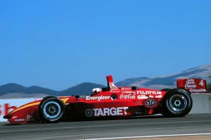Ganassi IndyCar team to part ways with longtime sponsor Target