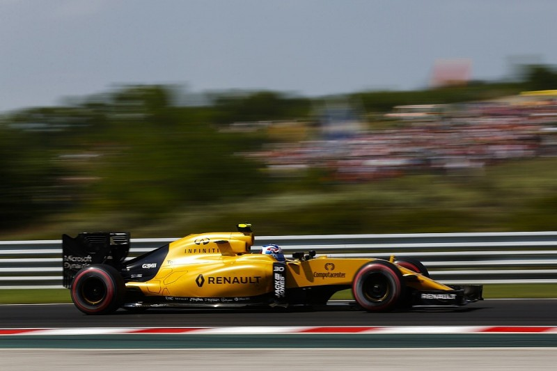 Renault F1 team believes it's now on the right path with 2016 car