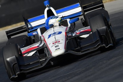 Dale Coyne Racing gives Indy Lights graduate Enerson IndyCar debut