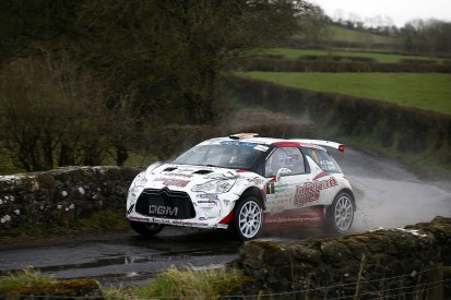 ERC and BRC's Circuit of Ireland rally cancelled for 2017 season