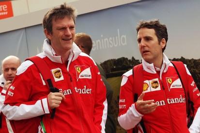 Ferrari F1 technical director James Allison leaves the team