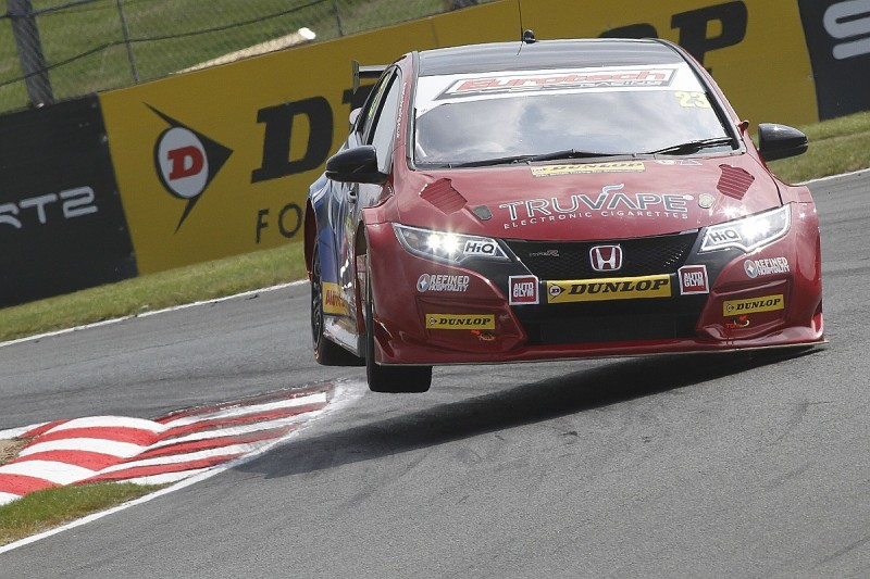 BTCC driver Daniel Lloyd forced to step down from Eurotech drive