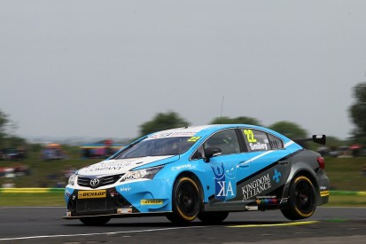 Michael Caine returns to British Touring Car Championship with Hard