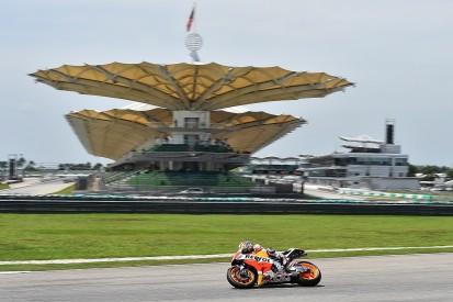Malaysian GP MotoGP and F1 venue Sepang investigating track issues