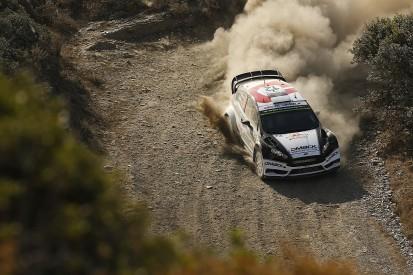 World Rally Championship abandons 2017 control tyre plan