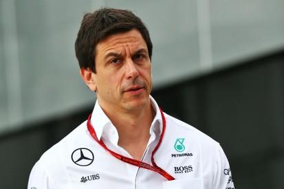 Slack attitude will get us beaten - Mercedes F1 boss Toto Wolff
