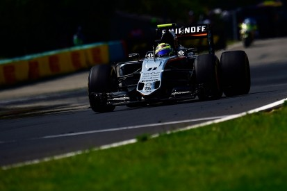 Force India takes blame for Perez's bungled Hungarian GP pitstop