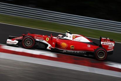 Kimi Raikkonen drove like an F1 champion in Hungarian GP - Ferrari
