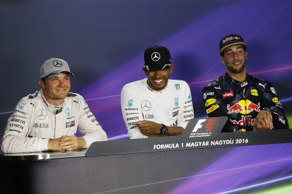 Hungarian GP post-race F1 press conference full transcript