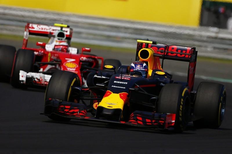 Kimi Raikkonen: Max Verstappen's Hungarian GP driving not correct