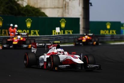 Hungary GP2: Sergey Sirotkin beats Jordan King for first 2016 win