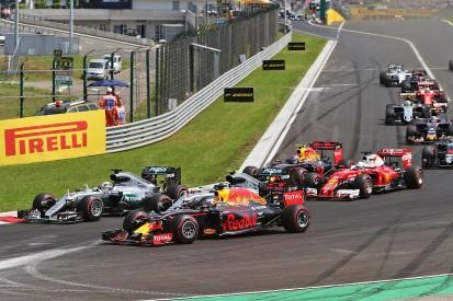 Ricciardo: Mercedes 'turning up the volume' ended Red Bull win shot