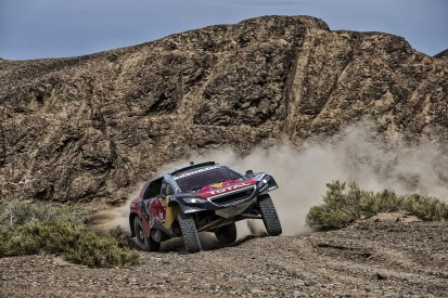 Sebastien Loeb pleased with progress as penalty mars Silk Way Rally