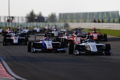 Hungaroring GP3: Matt Parry scores first victory with Koiranen