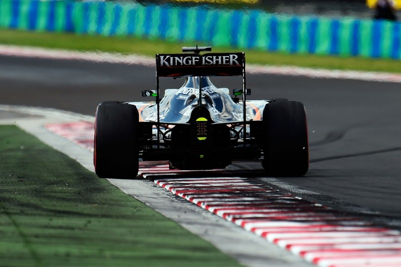 F1 drivers face drive-through penalties for Hungary track limits