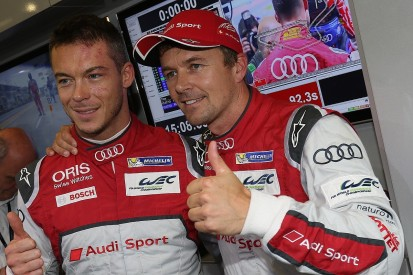 Nurburgring WEC: Lotterer and Fassler lead Audi qualifying 1-2