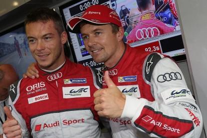 Nurburgring WEC: Lotterer and Fassler lead Audi qualifying 1-2