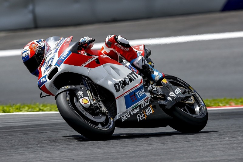 Casey Stoner says Red Bull Ring strange for bikes after MotoGP test