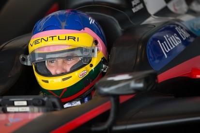 Ex-F1 driver Villeneuve wants 'proper shot' at Formula E return