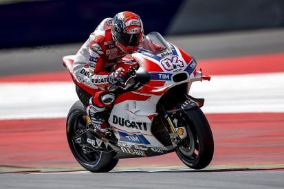 Ducati's Andrea Dovizioso tops MotoGP testing at Red Bull Ring