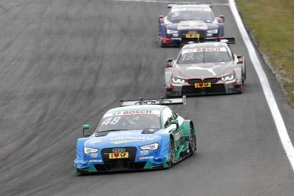 Edoardo Mortara's Zandvoort DTM penalty 'probably' a mistake