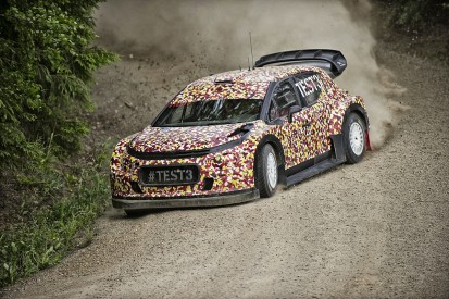 Tyres could peg back 2017 World Rally Car speed increase