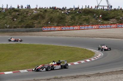 Zandvoort F3: Gunther defeats Cassidy to win race three