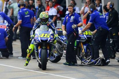 Bad Friday shaped Yamaha's German Grand Prix MotoGP strategy call