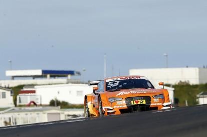 DTM Zandvoort: Jamie Green edges Gary Paffett for race two pole