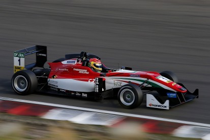 Williams F1 junior Lance Stroll takes double F3 pole position