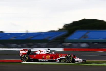 F1 Silverstone test: Raikkonen fastest for Ferrari on second day