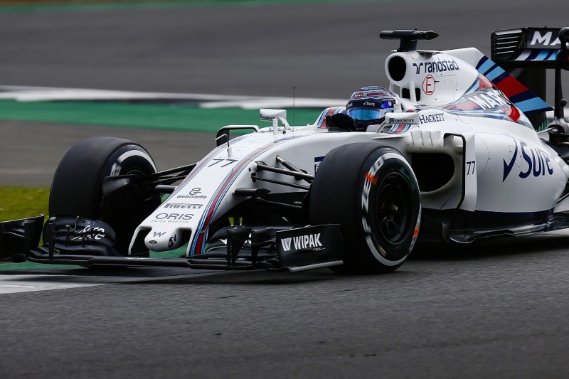Williams F1 team struggling to get gains from updates, Bottas says