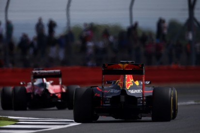 Red Bull feels it has Ferrari on the ropes in F1 teams' battle