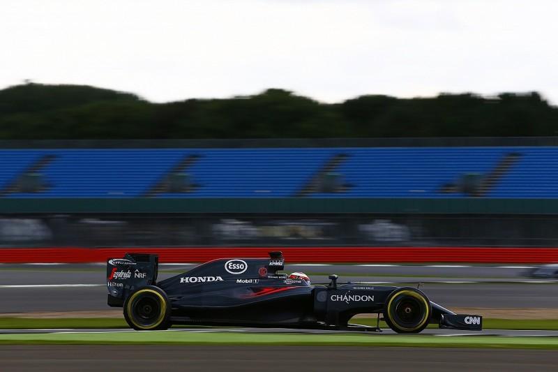 Stoffel Vandoorne can feel McLaren-Honda progress in F1 test return