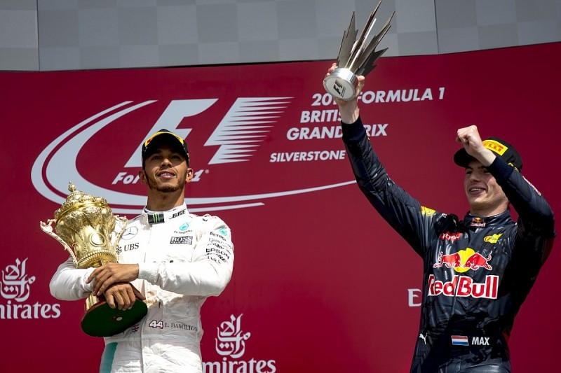 Verstappen now a force to be reckoned with in F1, Hamilton feels