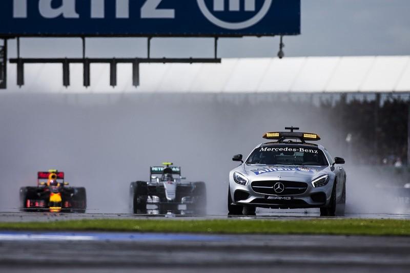 Formula 1 drivers criticise British Grand Prix safety car decisions