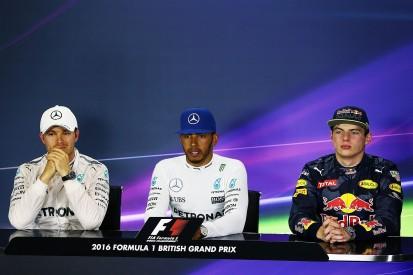 British GP post-race FIA F1 press conference - full transcript