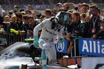 Nico Rosberg F1 radio penalty: Mercedes considers appeal