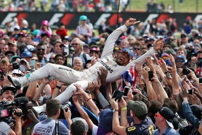 Lewis Hamilton wins British GP, Nico Rosberg under investigation