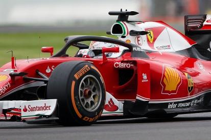 F1 halo: Sebastian Vettel raises visibility concerns after Silverstone run
