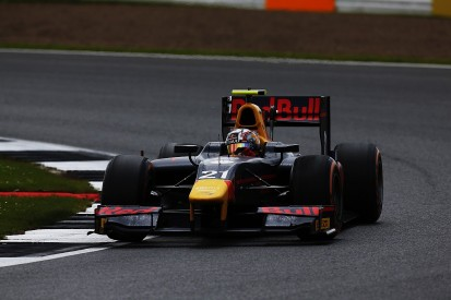 GP2 Silverstone: Red Bull's Gasly fastest in tight practice session