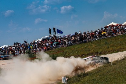 Control tyres could return to World Rally Championship in 2017