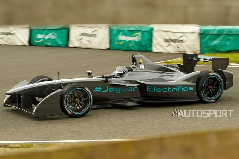 Jaguar could use pre-season Formula E tests to evaluate drivers