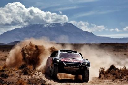 Peugeot and Loeb resume Dakar preparation with Silk Way Rally