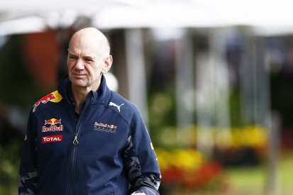 Red Bull F1's Newey 'excited' by new 2017 technical regulations