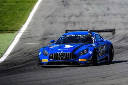 Black Falcon Mercedes team to try British GT at Spa
