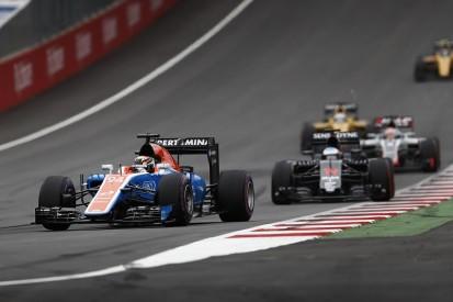 Wehrlein's Austrian GP point proves Manor is a 'serious' F1 team
